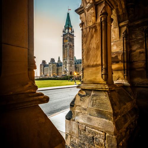 West Block, Parliament Hill, Ottawa
